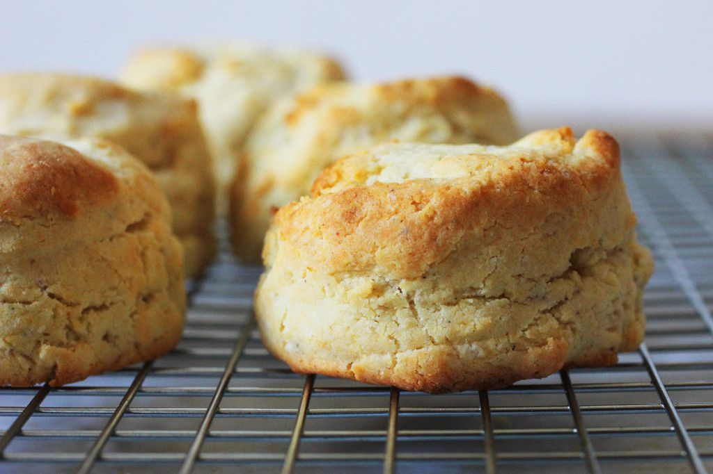 Light and Fluffy Gluten-Free Biscuits