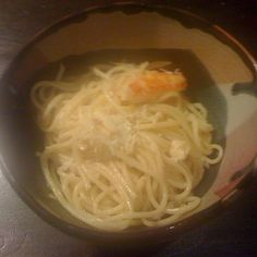 Garlic Crab Noodles