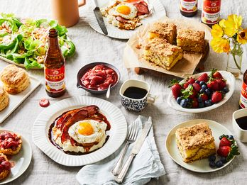 A Southern-Inspired Brunch That Pulls Out All the Stops