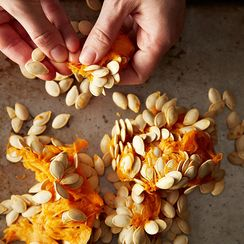 The Difference Between Pepitas and the Seeds from Your Halloween Pumpkin