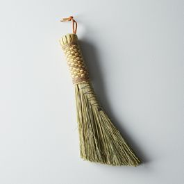 Turkey Wing Whisk Broom