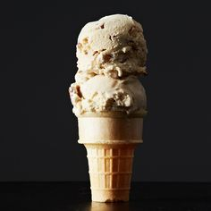 Browned Butter Pecan Ice Cream
