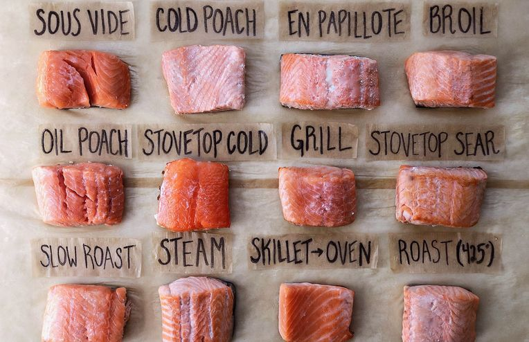 The Absolute Best Way to Cook Salmon, According to So Many Tests