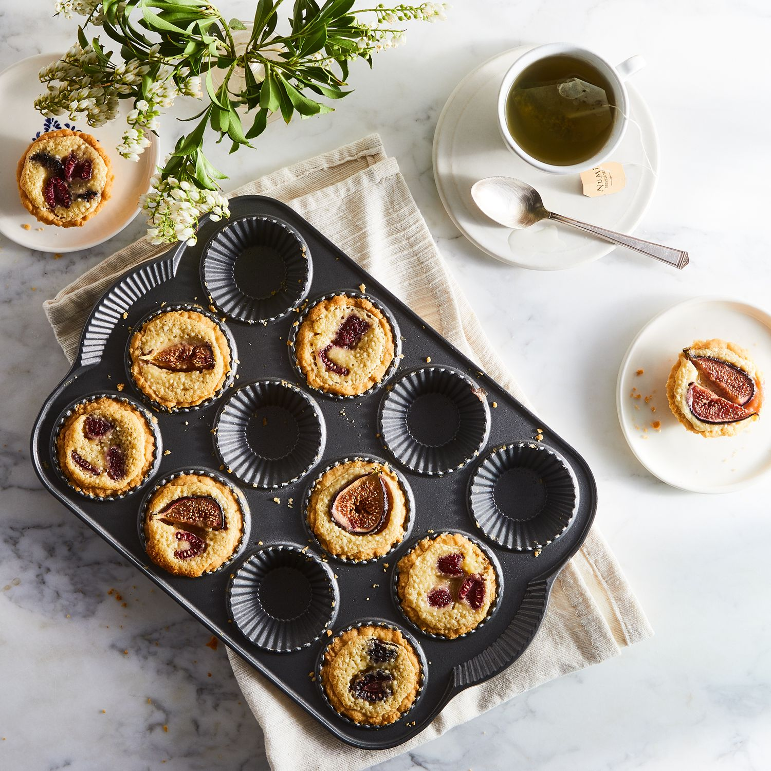 Nordic Ware French Tartlette Pan On Food52