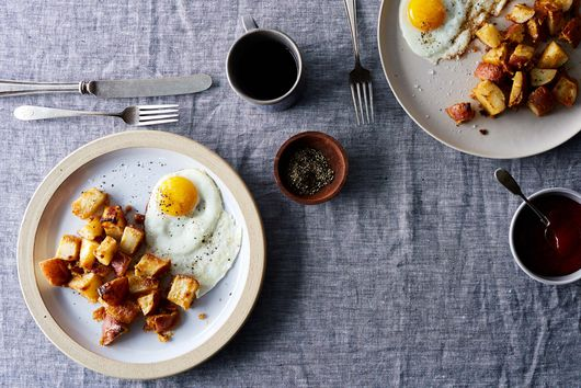 How to Make Home Fries, the Superior Potato Preparation (We Said It!)
