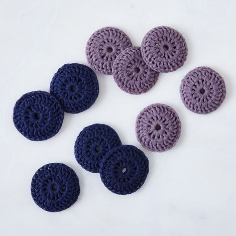 Reusable Pot Scrubbers (Set of 5)