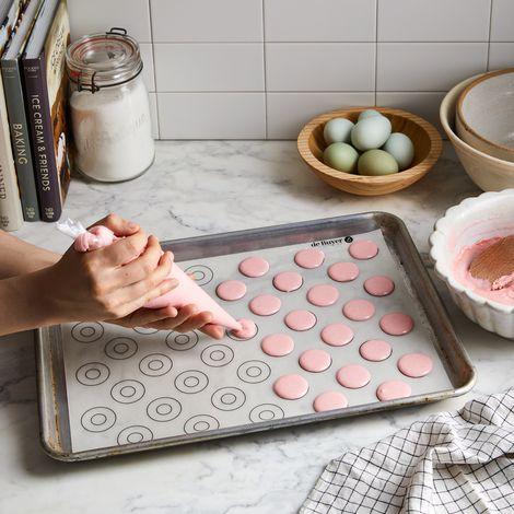 Nonstick Silicone Macaron Baking Mat