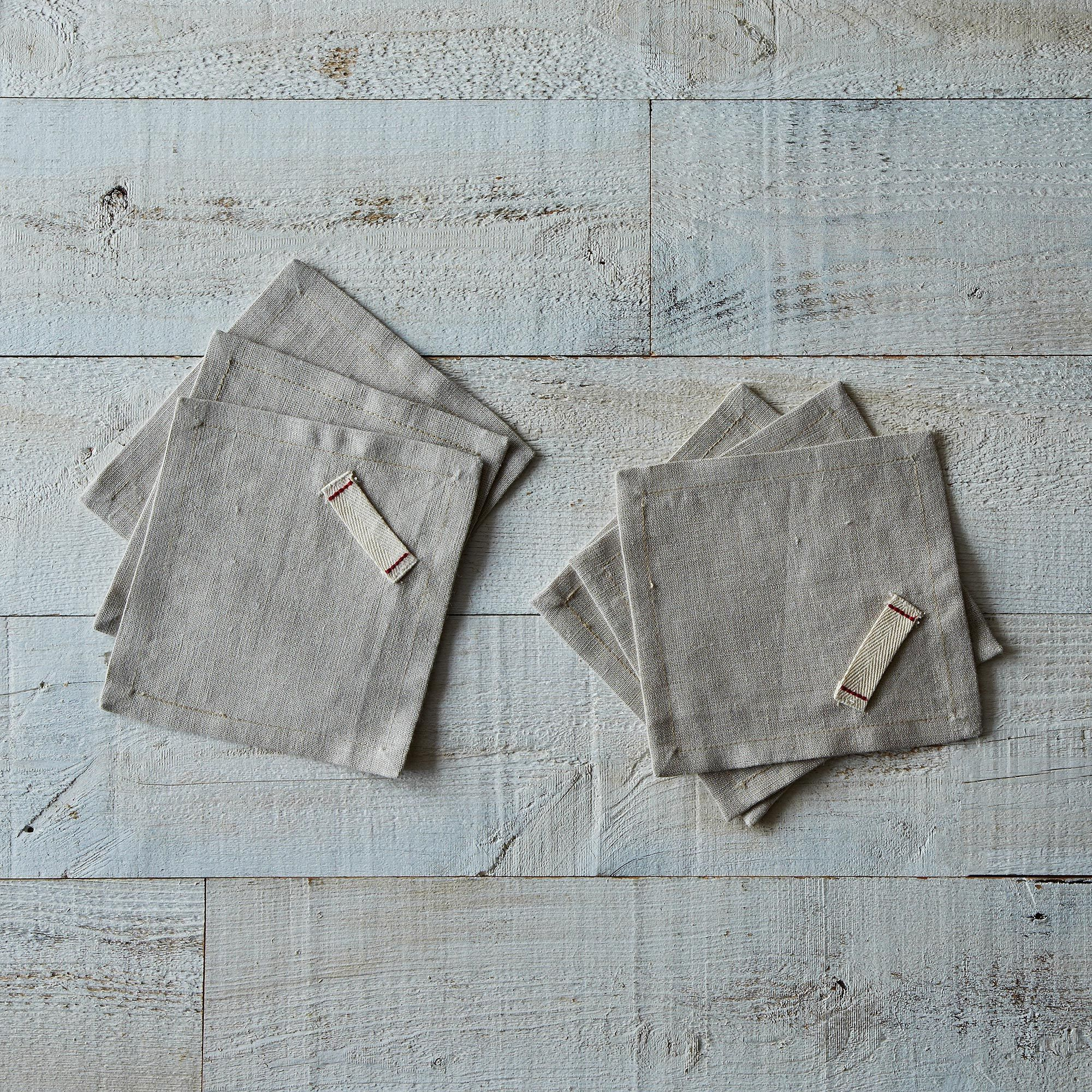 A207b727 1c85 4fe3 8a18 faa0587b3157  2013 0930 icemilk aprons heirloomed linen cocktail napkins set of 6 010