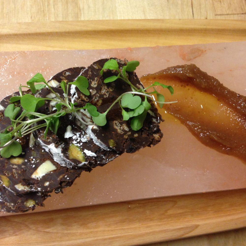 Salame Cioccolato With Sambuca & Espresso Recipe On Food52