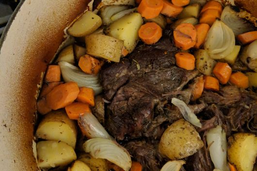 A Pot Roast like my Mom's