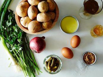 Our Semi-Definitive Guide to Potato Salads