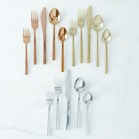 Arezzo Flatware (5-Piece Flatware Place Setting)