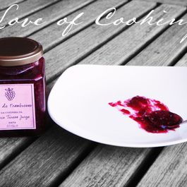 Bc0c1213 3ee4 4e46 9b3c 5dfa99daba2c  raspberry jam on table food 52