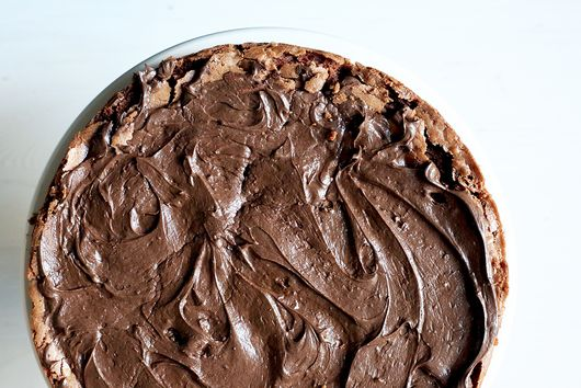 Maryland Fudge Cake
