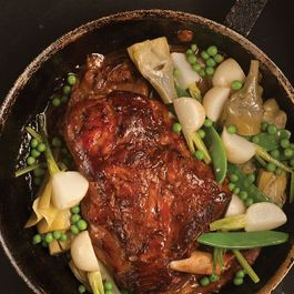 Lamb Shoulder for Two, Condimint