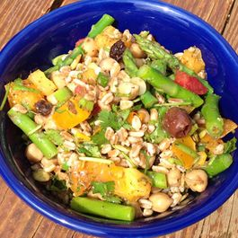 Grain salads by Sofia