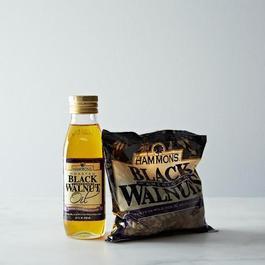 Black Walnut Oil and Rare Large Black Walnuts