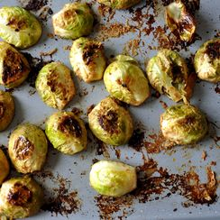 Tandoori Brussels Sprouts