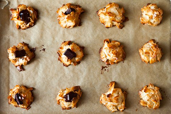 coconute macaroons