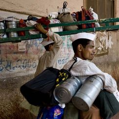 How 200,000 Homemade Lunches Get Delivered in Mumbai Every Weekday