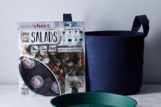 Seedsheet Grow-Your-Own Container Garden