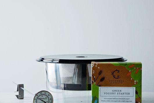 DIY Greek Yogurt Kit