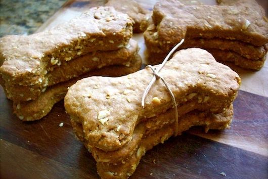 People and Pet Peanut Butter Treats