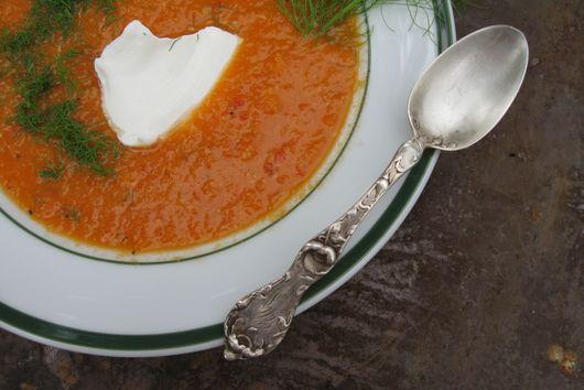 Sweet & Sour Summer Soup