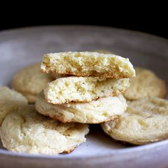 Soft Cream Cheese Cookies