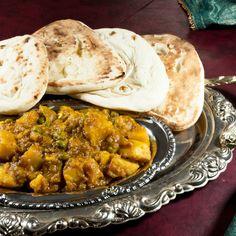 P0TATO MASALA  inspried by indian masala (Vegetarian)