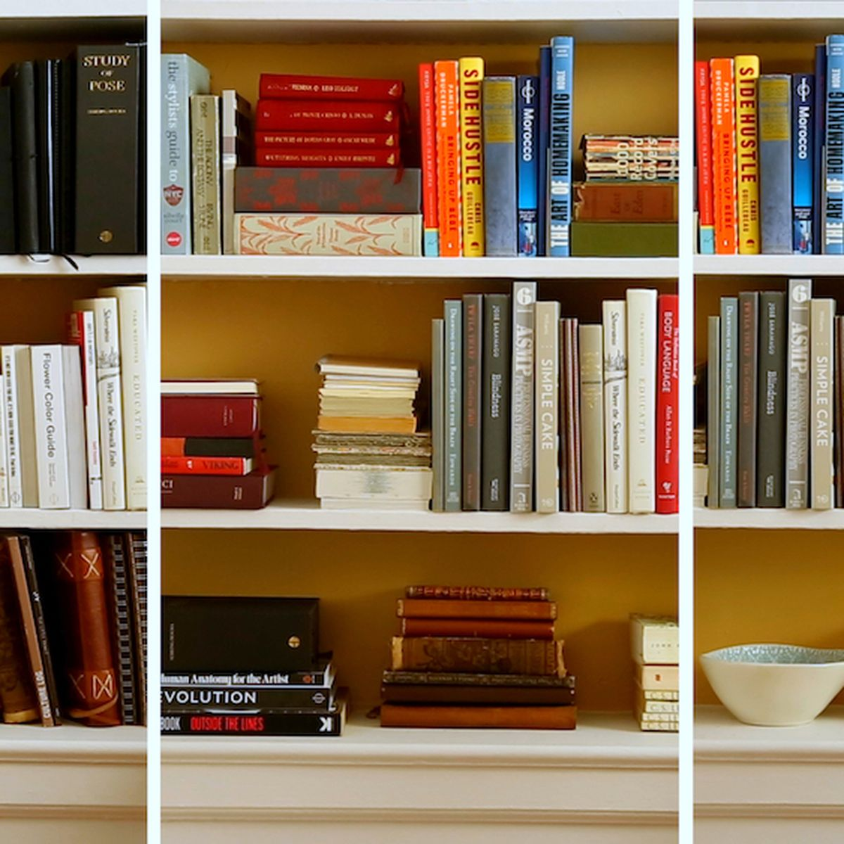 f5838e2a 5f65 4aae 9261 7ed69fbfd9dd 20200529 Home52 3 Ways to Style Bookshelves Final For Color New Resolve JW.00 00 04 21.Still004