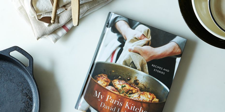 Right from David Lebovitz's Paris Kitchen