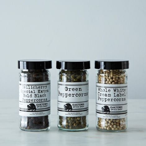 Whole Peppercorn Trio