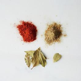 Chicken Seasoning Trio: Hungarian Paprika, Mexican Adobo & Turkish Bay Leaves