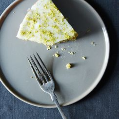 This Pistachio Cake Wants to Be Your Valentine