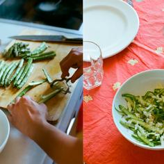 Adrianna's Asparagus Salad
