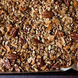 granola by shoshana berger