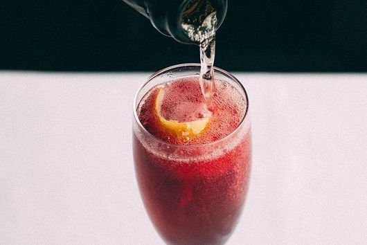 French 75b Cocktail