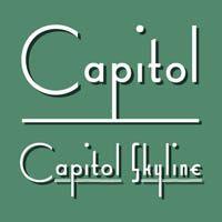 Capitol Skyline Typeface
