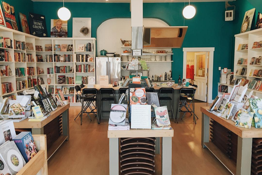 Around the World in 13 Cookbook Shops