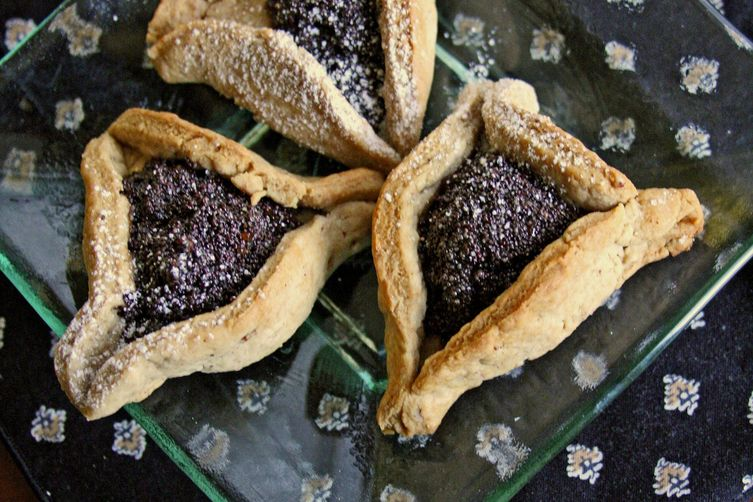 Noshin' Hamantaschen for Purim