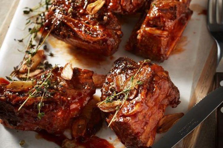 Gochujang BBQ Short Ribs