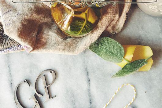 Apple & Sage Infused Olive Oil