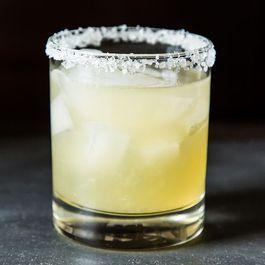 Sage-Infused Classic Margarita