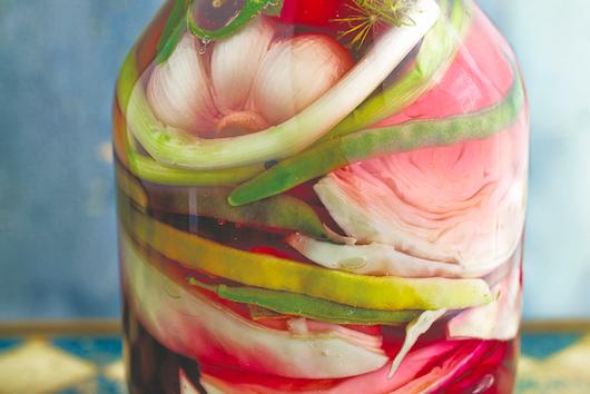 Armenian Pickles