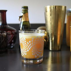 Candied Kumquat Whiskey Sours