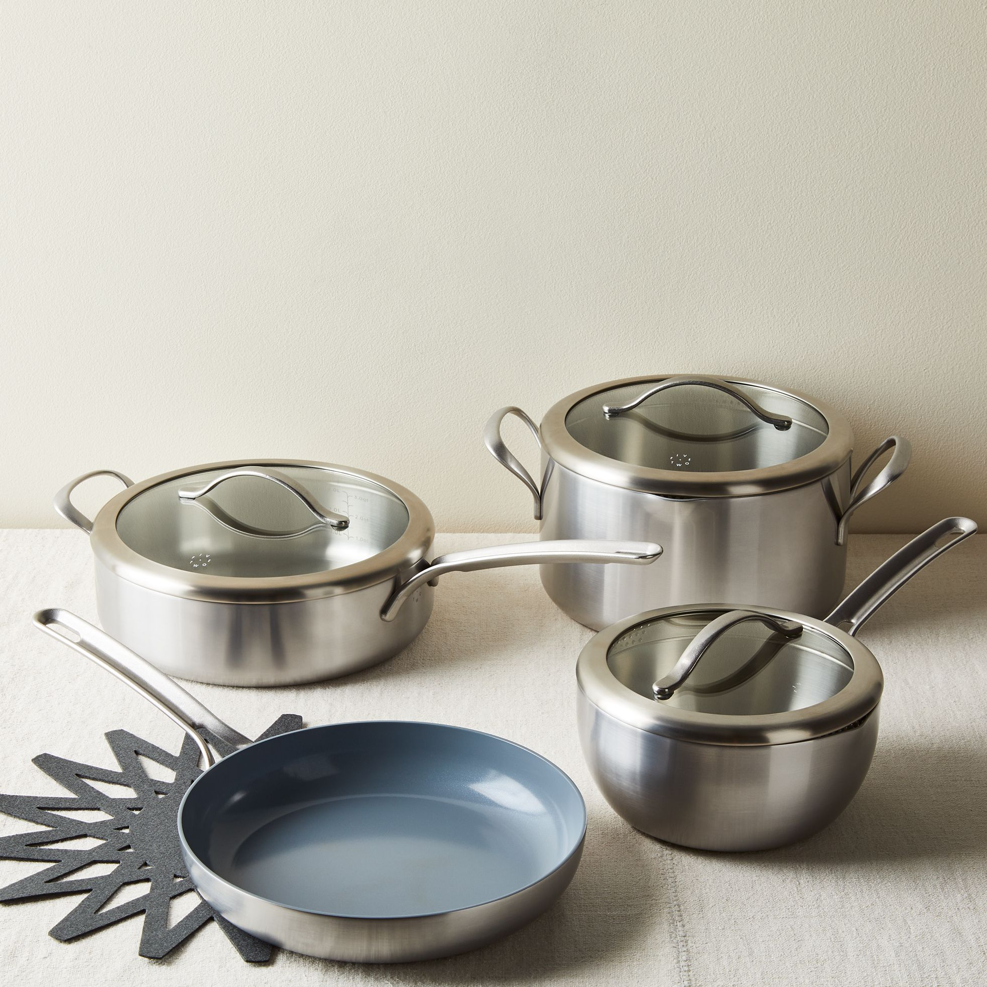 Cookware I want by Byron Pugh