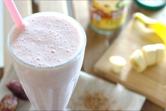 Strawberry & Banana Power Smoothie