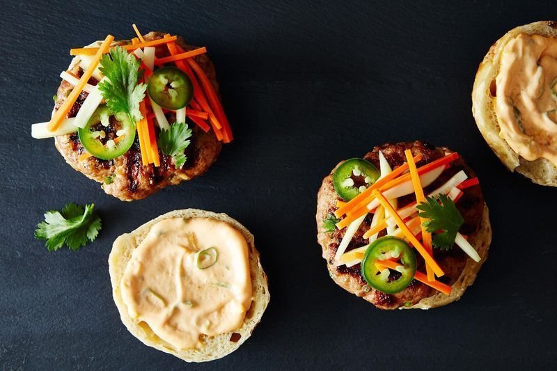 12 Burgers To Make at Your Next Outdoor Celebration