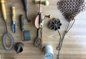 Help Us Identify these Antique Kitchen Tools!